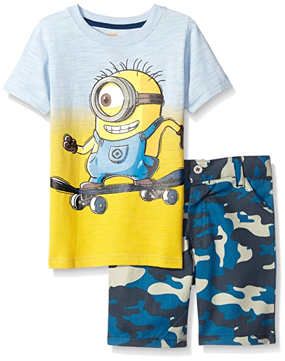 Top 15 Best Minions Clothing for Toddlers Reviews in 2019 12