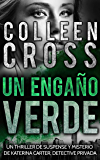 Greenwash: Un Engaño Verde (Serie thriller de suspenses y misterios de Katerina Carter,  detective privada nº 4)