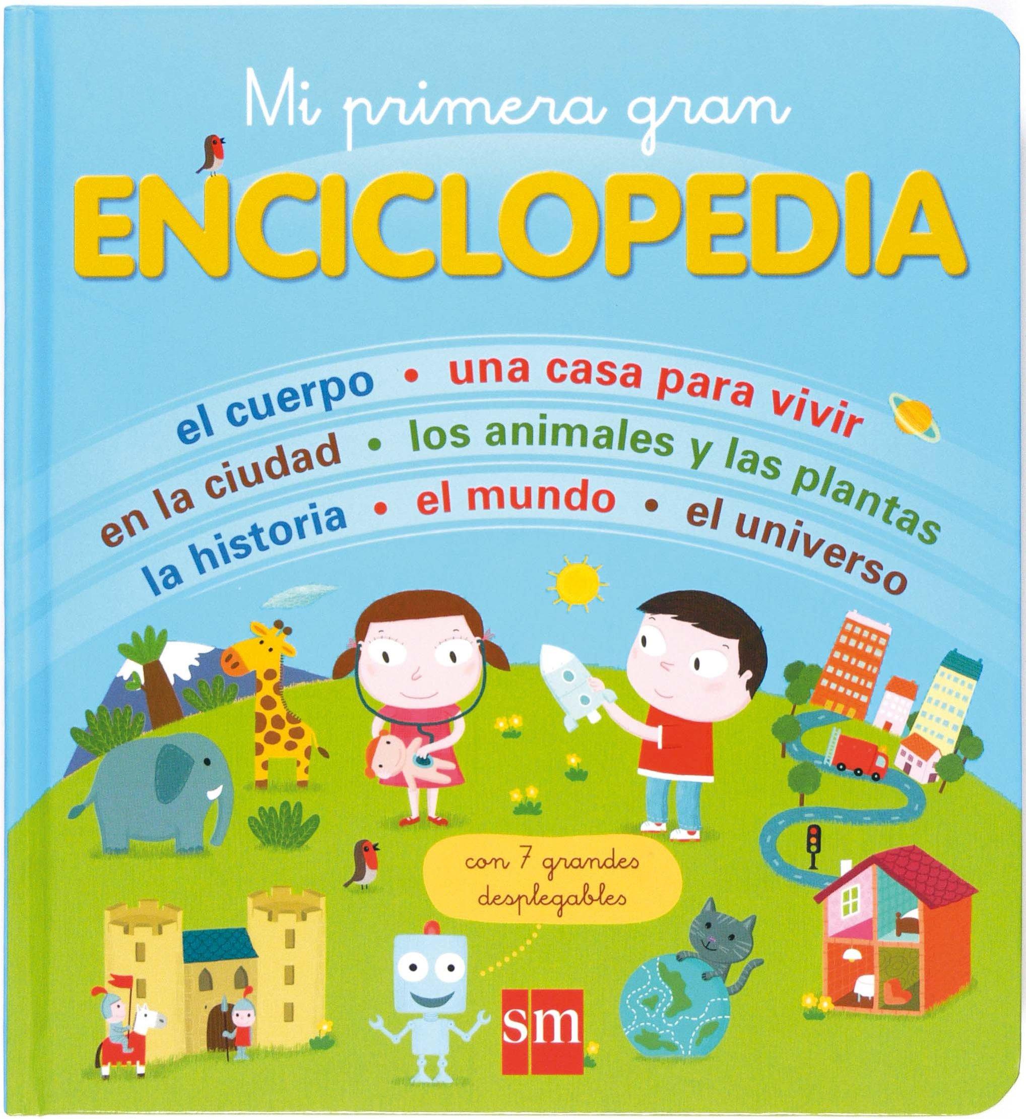 Mi primera gran enciclopedia Mis primeras enciplopedias temáticas:  Amazon.es: Cécile Jugla, Nathalie Choux, Virginie Guérin, Catherine  Chardonnay, ...