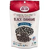 Eda-Zen Black Toasted Edamame, Lightly Salted, 3.5 Ounce (Pack of 6)