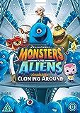 Monsters vs Aliens: Cloning Around [DVD]