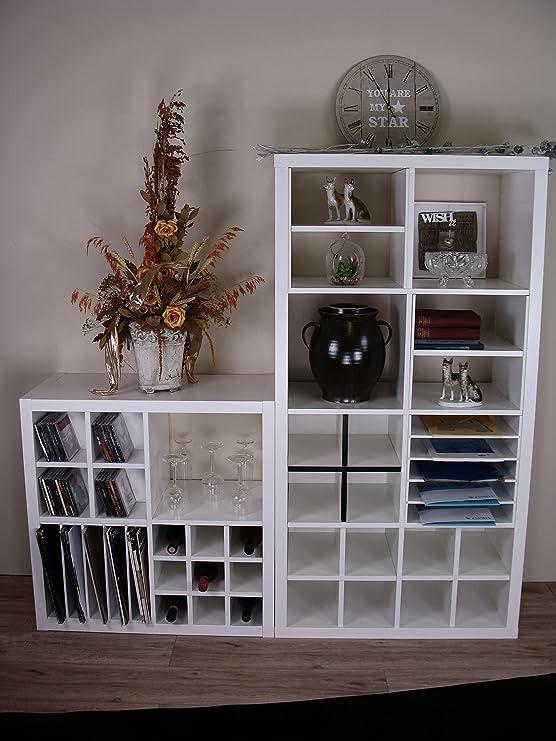Erna Tocadiscos para estantería/Ampliación para Ikea Kallax ...