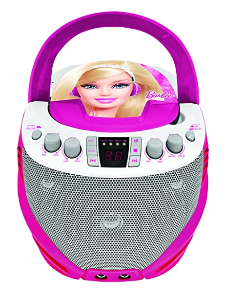 Barbie, Lexibook K7000Bb