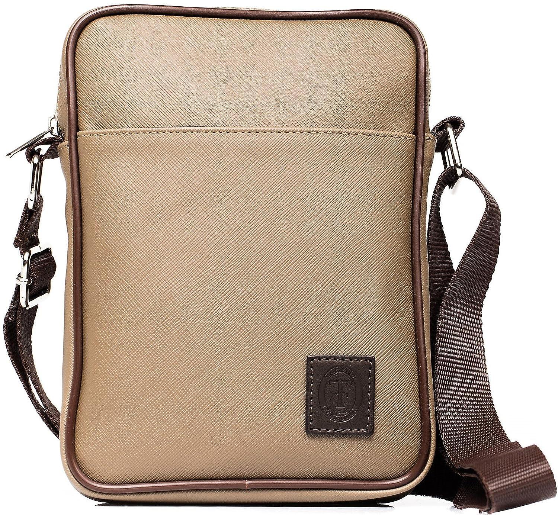 Borsa Borsello Tracolla Uomo Taupe' Trussardi Bag Men Taupe' 12015TR301  MARINELLA: Amazon.ca: Shoes & Handbags