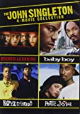 The John Singleton 4-Movie Collection (Baby Boy / Boyz N' the Hood / Higher Learning / Poetic Justice)