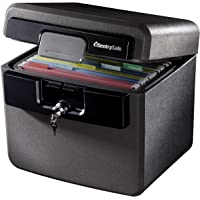 SentrySafe Fireproof Safe and Waterproof Safe, HD4100
