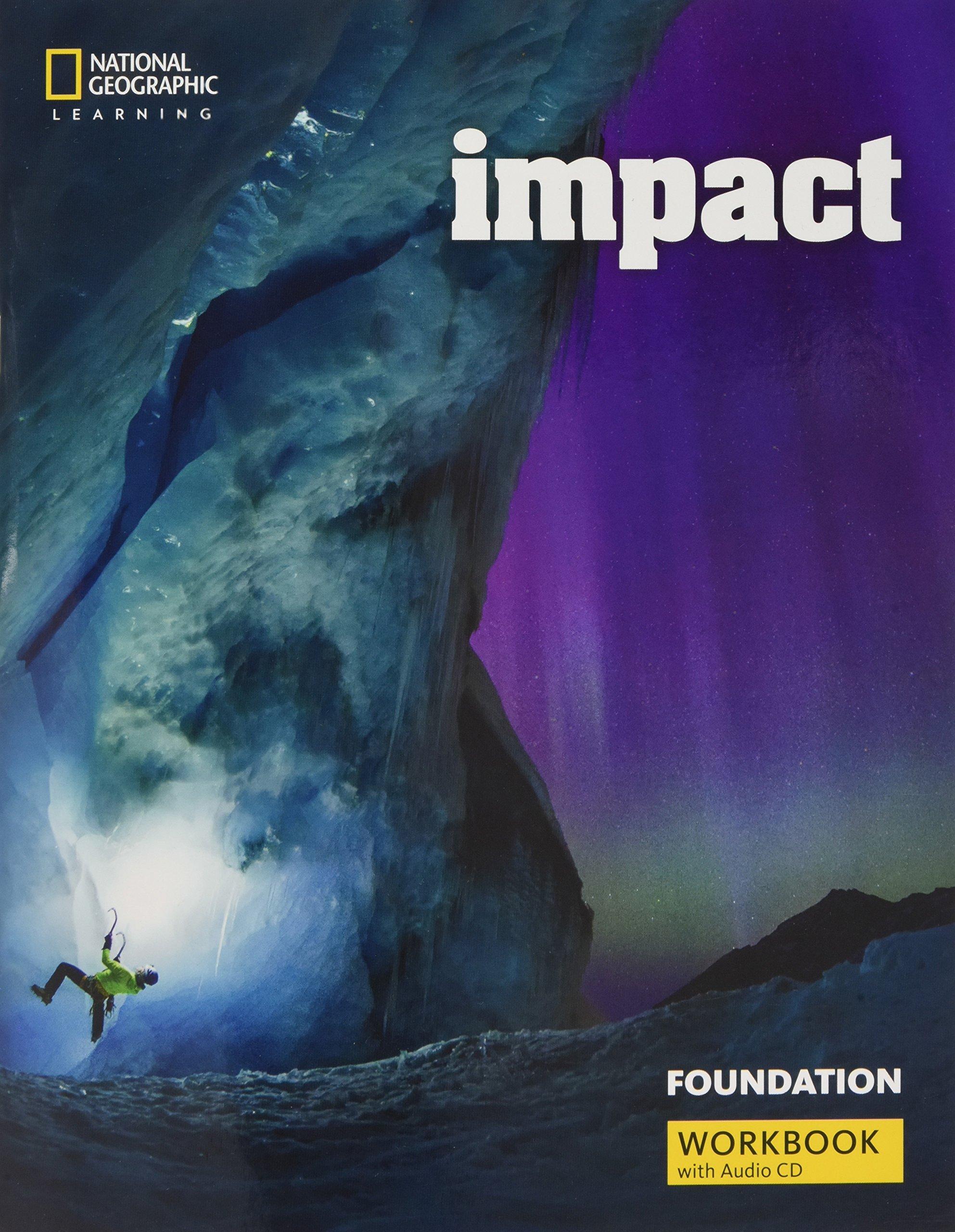 Download Impact Foundation: Workbook + Wb Audio CD pdf epub