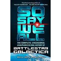 So Say We All (International Edition)