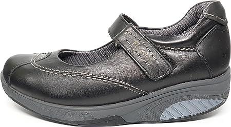 Zapatos cómodos Mujer FLUCHOS - Tipo Mercedes Cierre Velcro Balancín - 7823