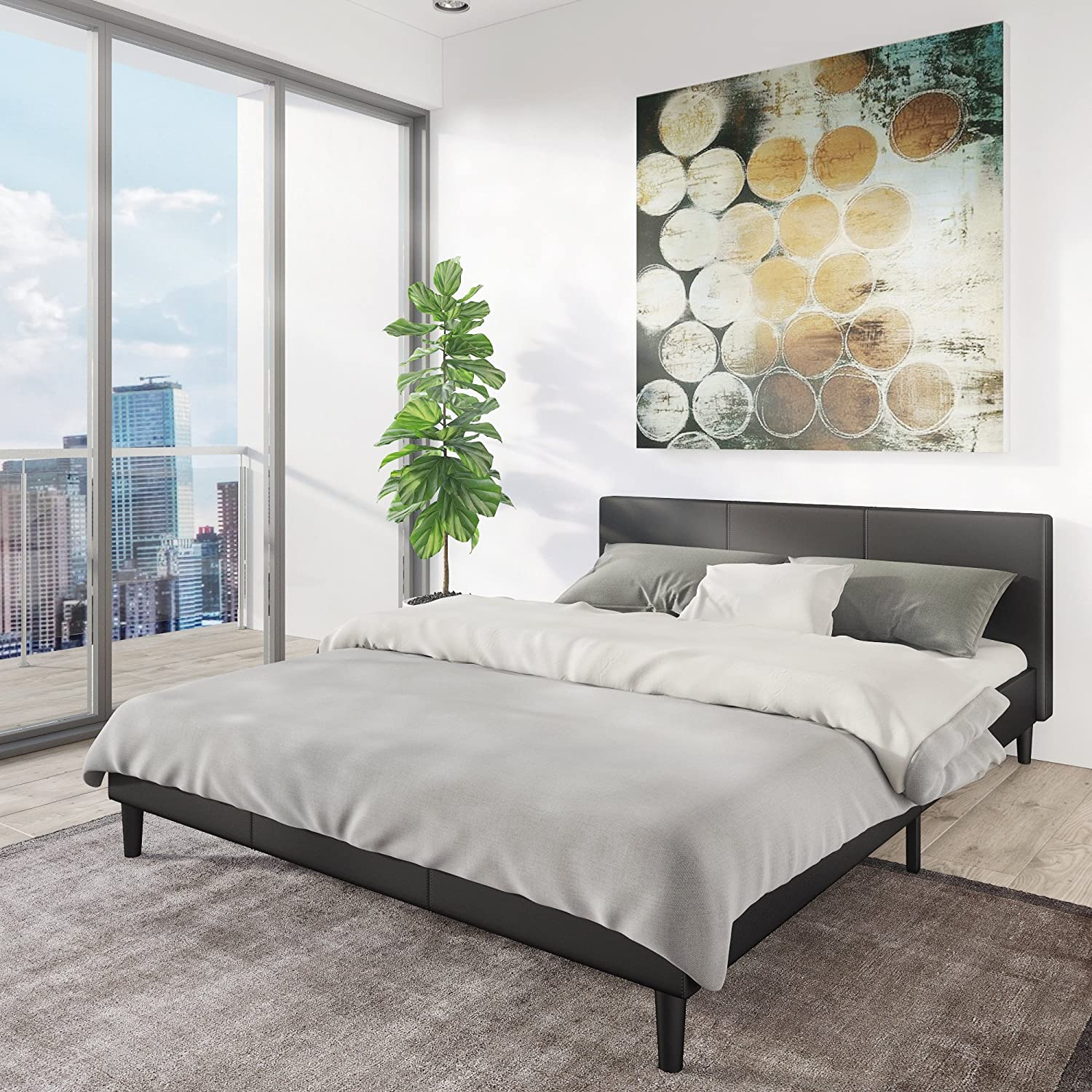 Manhattan Queen Bed Frame