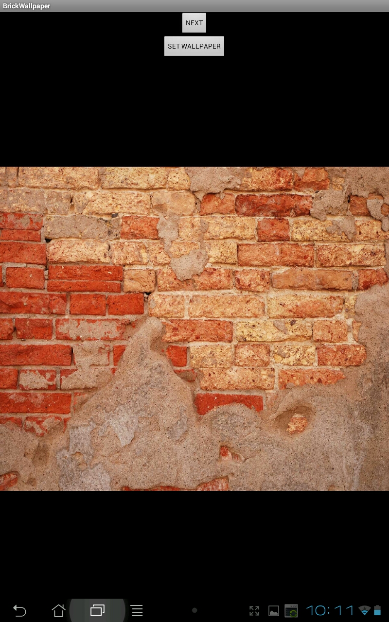 Amazon.com: Brick Wall Wallpaper: Appstore for Android
