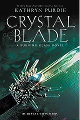 Crystal Blade (Burning Glass Book 2) Kindle Edition