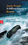 Schiffsmeldungen: Roman