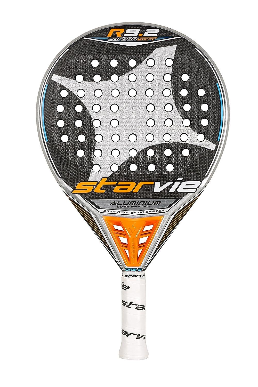 StarVie R 9.2 DRS Soft Pala de pádel, Unisex Adulto, Rosa, 360 Gramos: Amazon.es: Deportes y aire libre