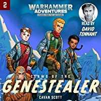 Warhammer Adventures: Claws of the Genestealer: Warped Galaxies, Book 2
