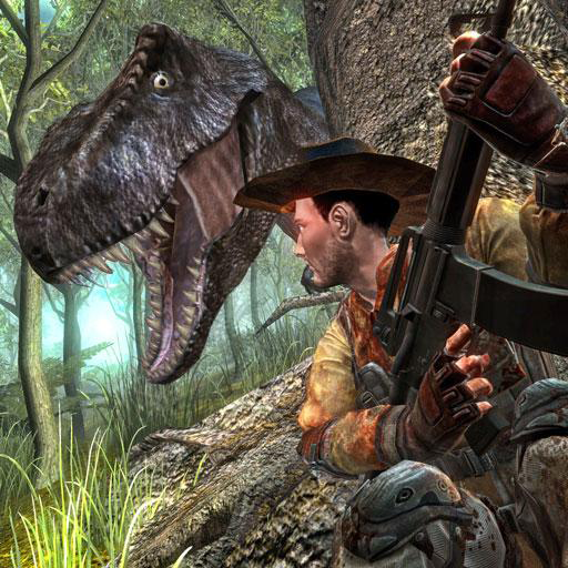 Rules Of Survival Jungle Craft Simulator Adventure 3D: Hero Hunters Of Super Dinosaur Shooting Park Quest Evolution Games Free For Kids 2018 ()