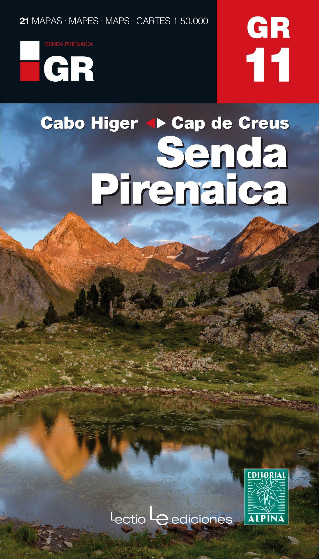 Gr 11. Senda Pirenaica. Del Cabo Higer Al Cap De Creus (Otros Naturaleza) Mapa – Mapa doblado, 12 abr 2017 VV.AA. Lectio 841691804X Pirineos