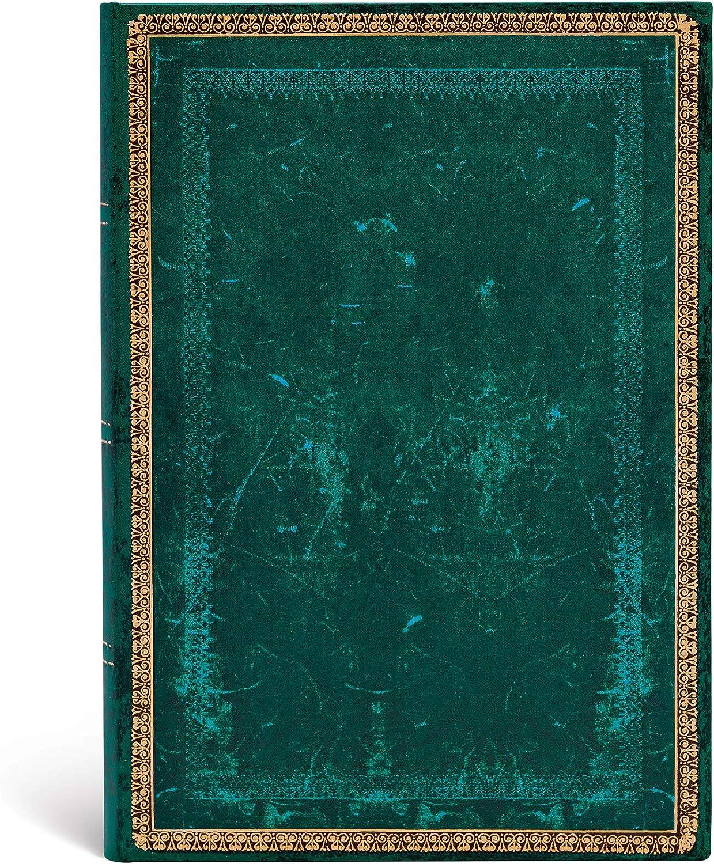 Paperblanks Diari a Copertina Rigida Riviera 130 /× 180 mm Righe Midi