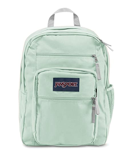 bb3070ced0ef Amazon.com  JanSport Big Student Backpack - Brook Green - Oversized ...