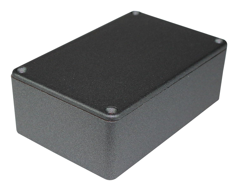 50 mm 27 mm EMI//RFI Box 75 mm CAMDENBOSS BIM2000//10-EMI//RFI Enclosure 2000 Series EMC Shielded IP54