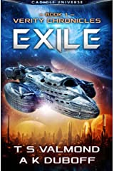 Exile (Verity Chronicles Book 1): A Cadicle Space Opera Adventure Kindle Edition