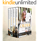 Mail Order Bride: Box Set #5: Inspirational Pioneer Romance (Historical Tales of Western Brides Box Set Series)