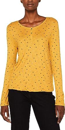 edc by Esprit Camisa Manga Larga para Mujer: Amazon.es: Ropa y accesorios