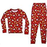 Prince of Sleep Pijama para niños de algodón de ajuste cómodo