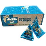 Mauna Loa Dry Roasted & Salted Macadamia Nuts, 0.5-Ounce Triangle Pack (Pack Of 24)