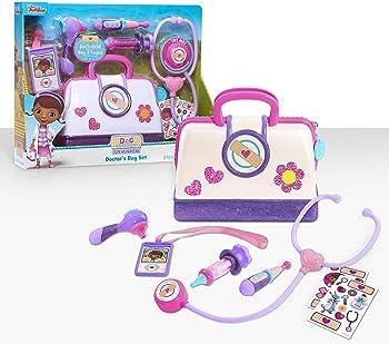 Doc Mcstuffins Hospital Doctor Kid Toys