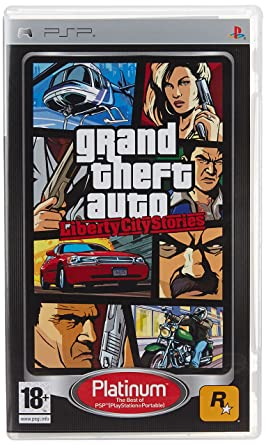 Buy Grand Theft Auto: Liberty City Stories (PSP) Online at Low