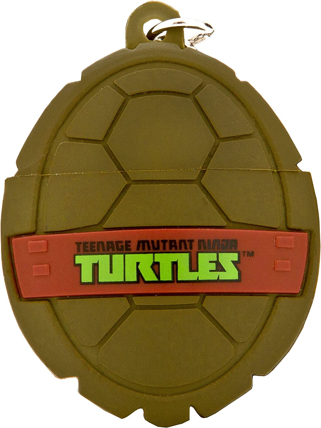 Teenage Mutant Ninja Turtles TMNT 8GB Shell USB Flash Drive (18165-8-ESP)