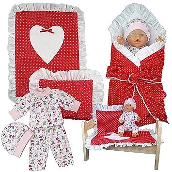 Puppenkleidung 43 cm für Baby Born Puppe Puppen & Zubehör