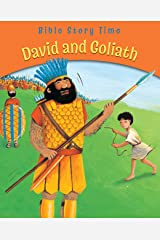 David and Goliath (Bible Story Time) Kindle Edition