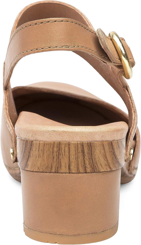 Dansko Damen Malin Sandale, schwarz Sand