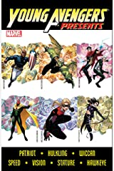 Young Avengers Presents Kindle Edition