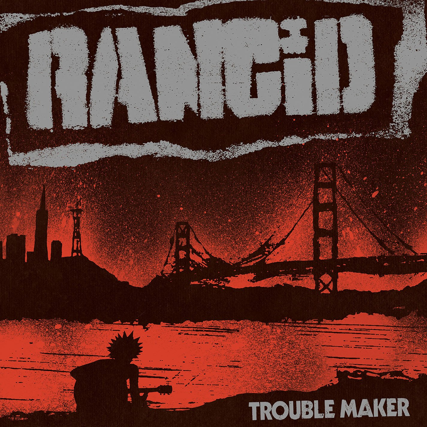 CD : Rancid - Trouble Maker (CD)