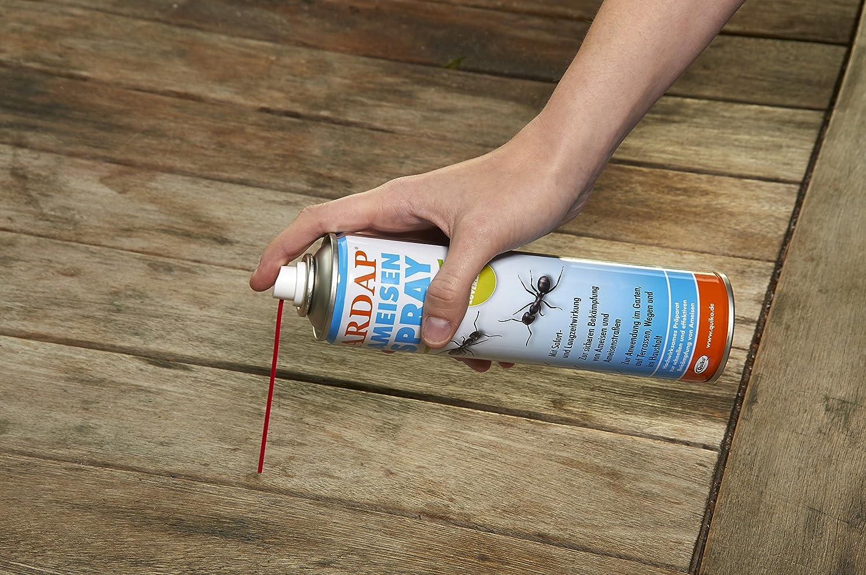 ARDAP Ameisenspray / Fraß- und Kontaktinsektizid mit Sofort- und ...