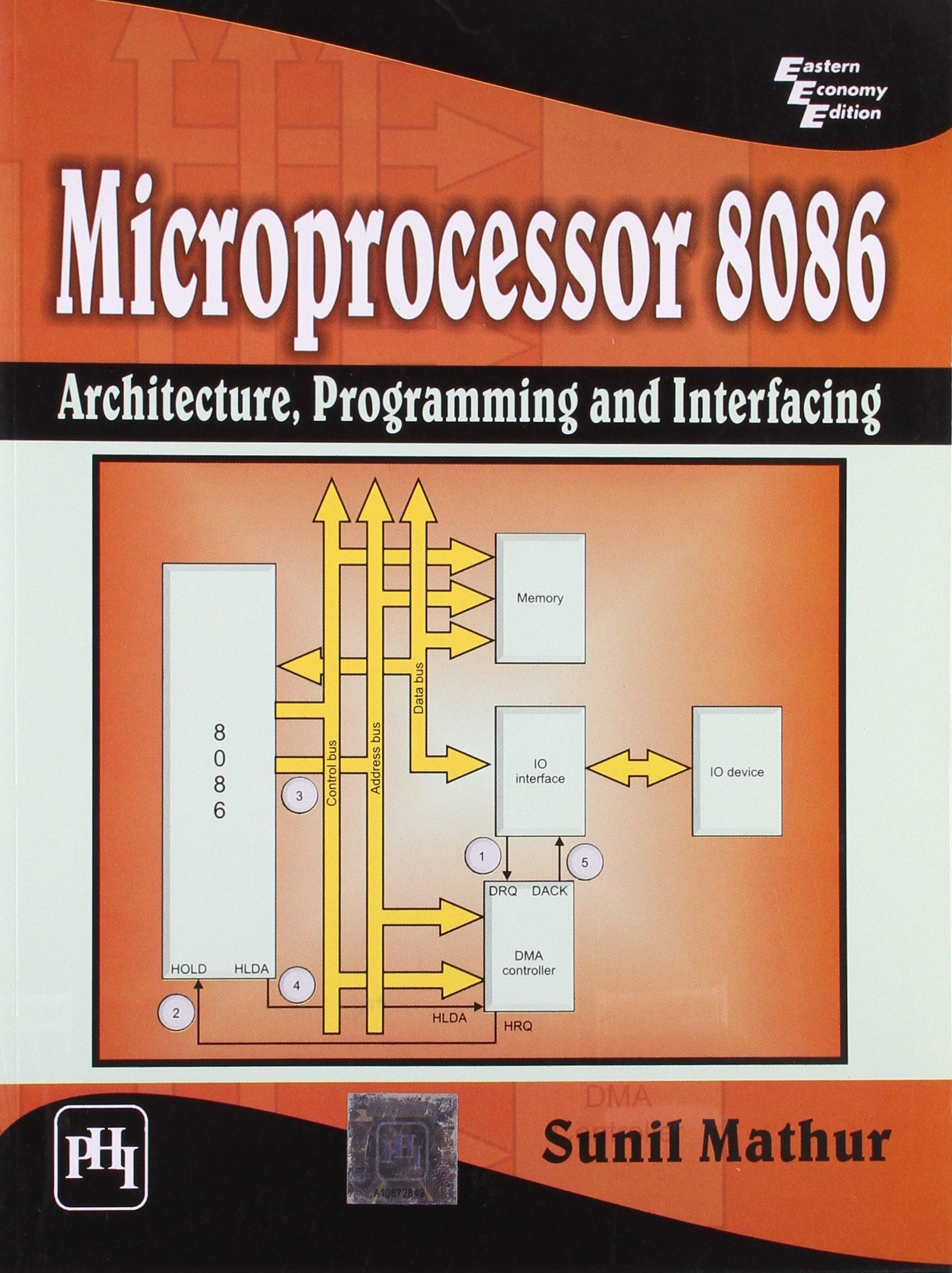 microprocessor 8086 by ramesh gaonkar pdf