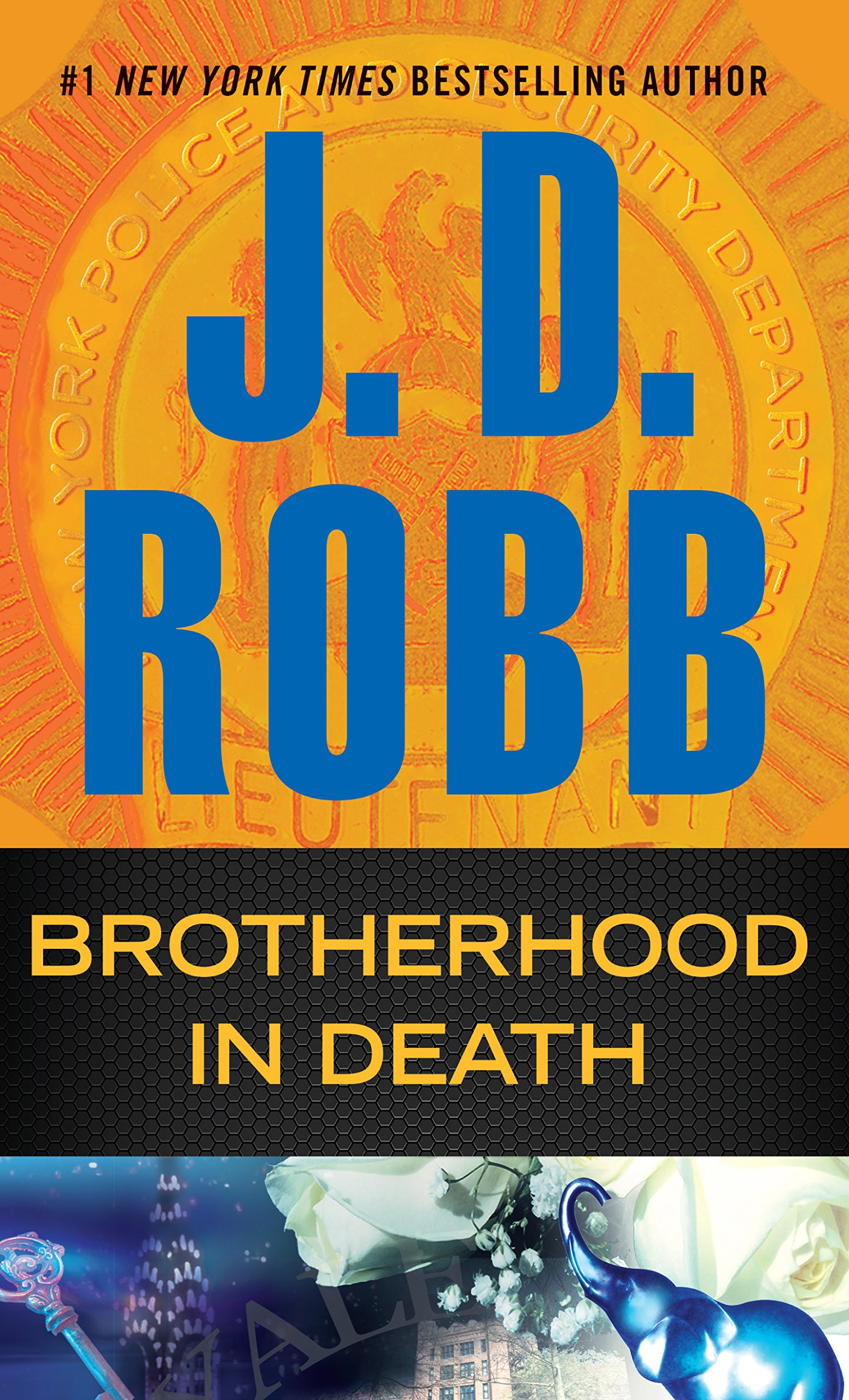 Download Brotherhood in Death ebook