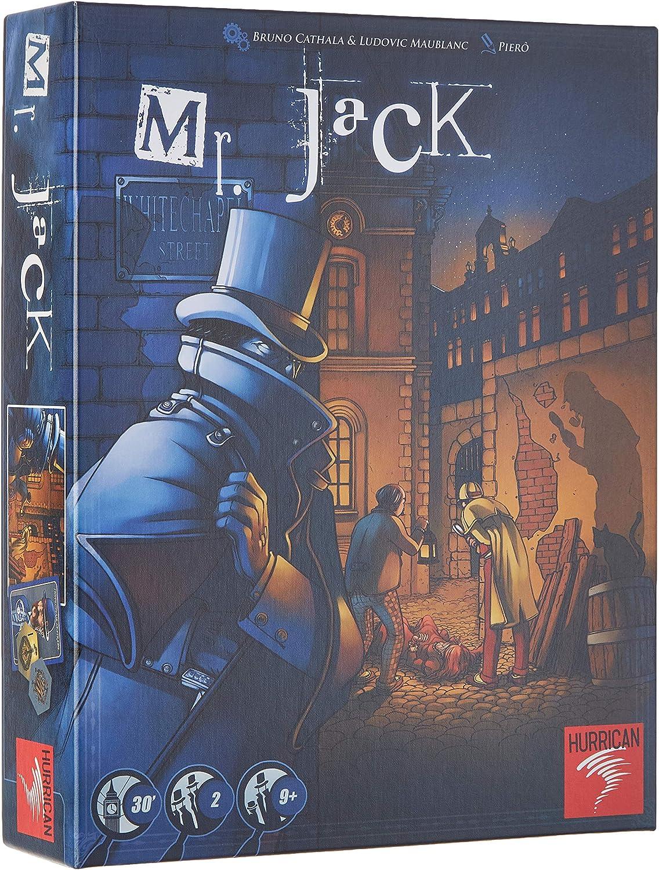 Mr. jack juego de mesa