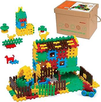 Marioinex 900918 Household, 120 Piezas empaquetadas en una Caja ...