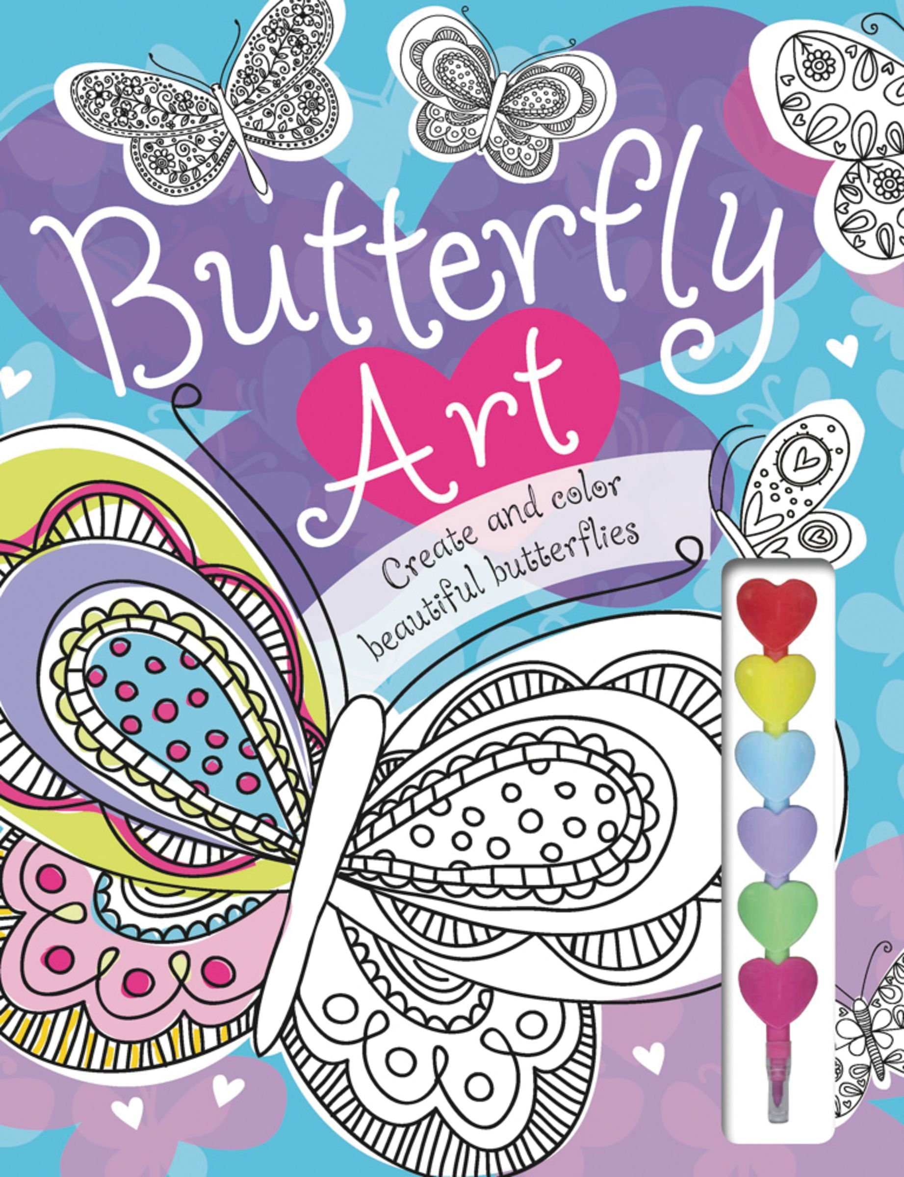Download Butterfly Art PDF