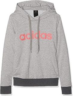 94f9969f77ccf adidas Veste à capuche femme Essentials Linear: Amazon.co.uk: Sports ...