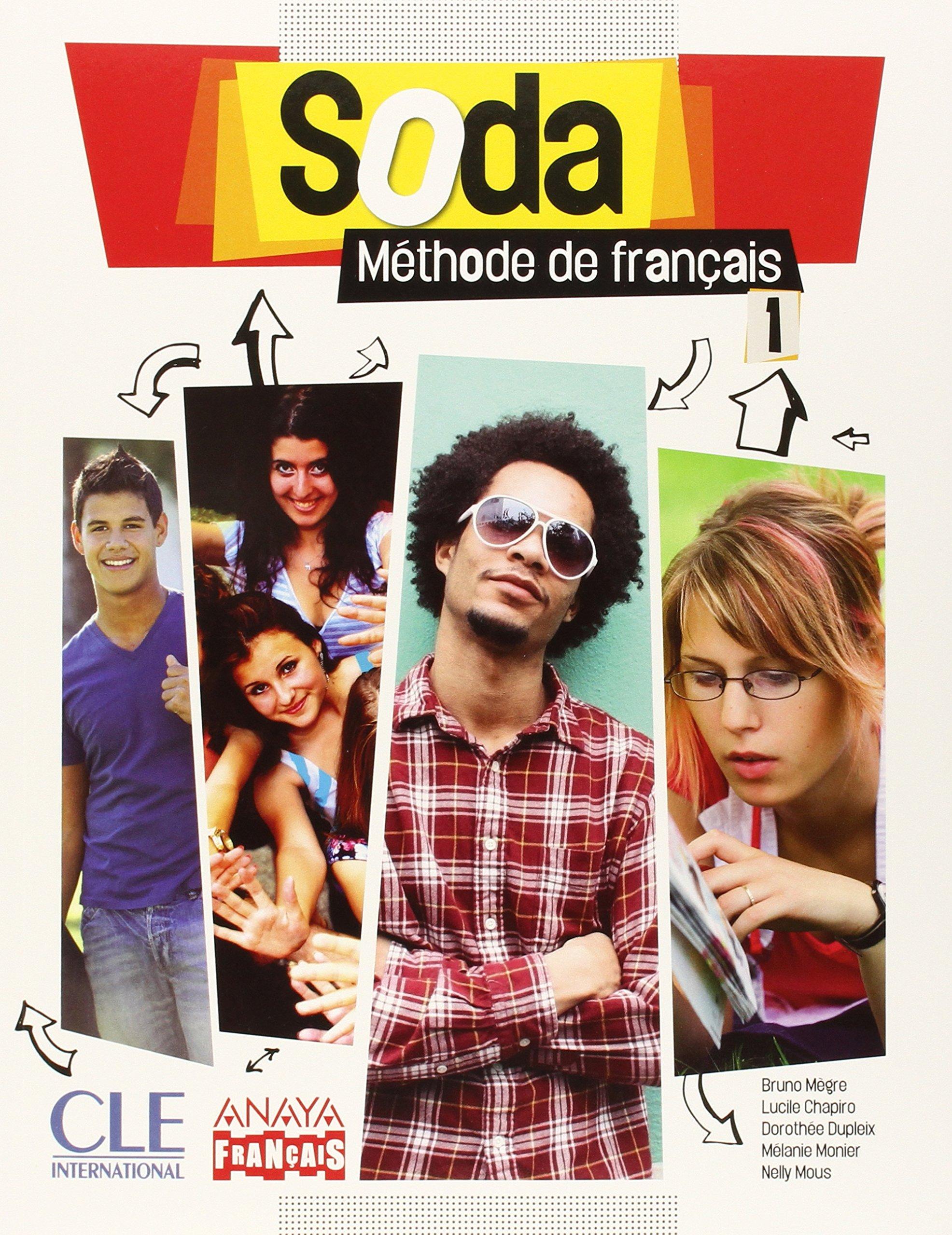 Bach 1 - Frances - Soda - 9788467861761 Tapa blanda – 1 jun 2015 Aa.Vv. Anaya Editorial 8467861762