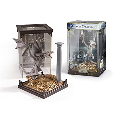 The Noble Collection Harry Potter Magical Creatures: No.5 Ukrainian Ironbelly: Toys & Games