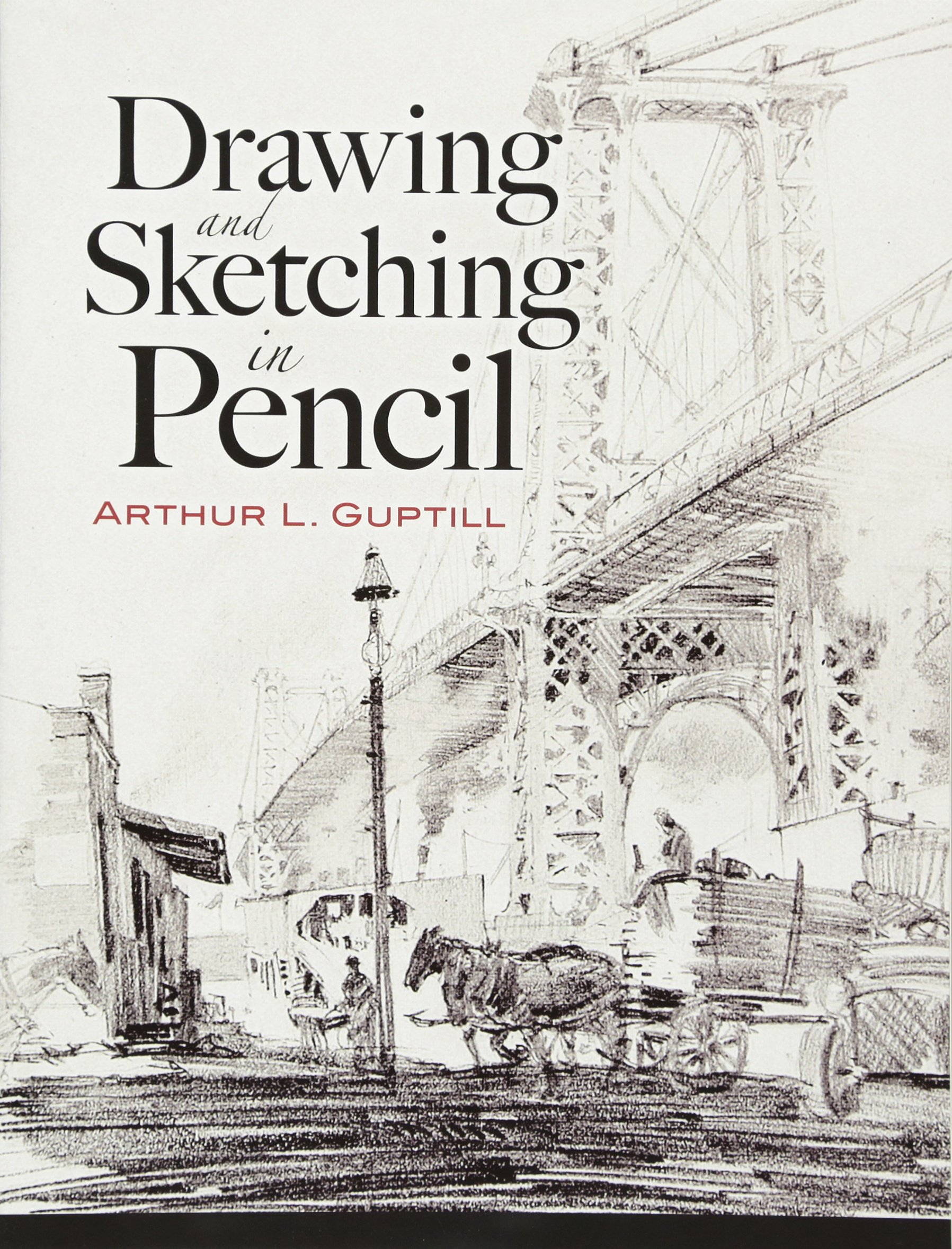Drawing and sketching in pencil dover art instruction paperback november 9 2007