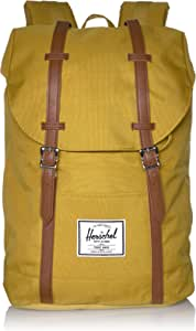 Herschel Retreat Backpack, Arrowwood Crosshatch, Classic 19.5L,10066-03003-OS