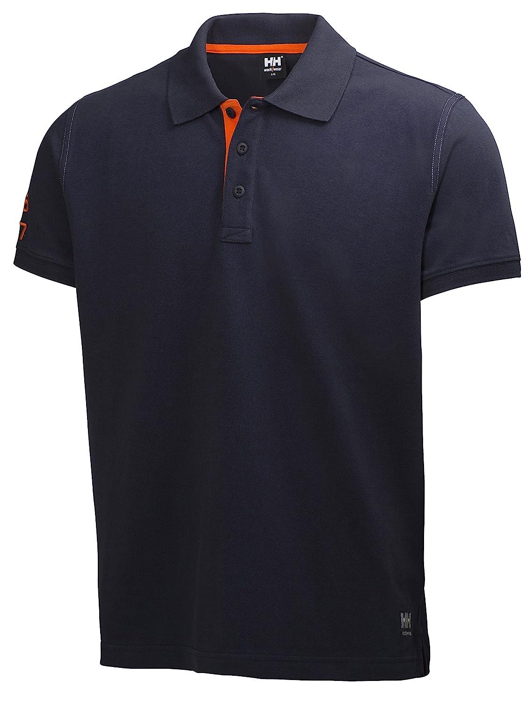 Helly Hansen Workwear Maglietta Polo Oxford 79025 leggera resistente 79025 da lavoro
