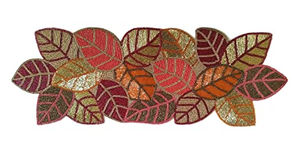 eco haat Latest Beads Table Runners - for Kitchen,Home